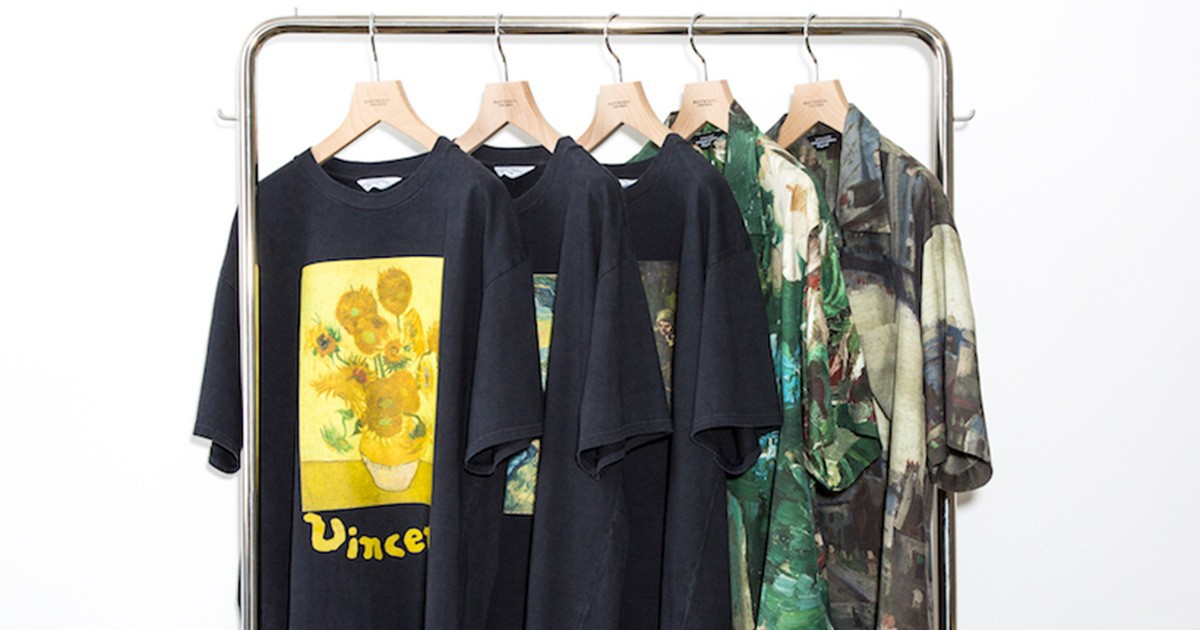 Photo of UNUSED Drops Van Gogh Museum Collab for SS19