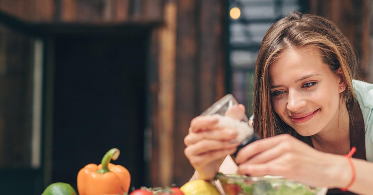 Фото Соль-волшебница: 10подсказок, которые улучшат вкус ваших блюд
