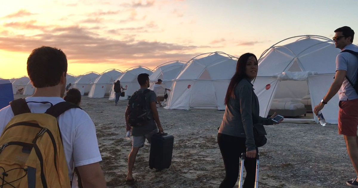 Photo of Fyre Festival's trustee hopes Netflix and Hulu can pay some of its debts