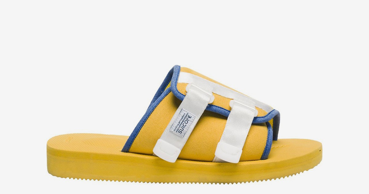 Photo of GOLF WANG's New Suicoke Sandals Drop Today