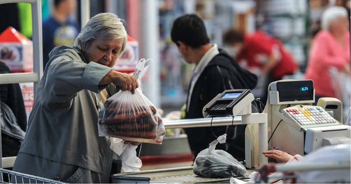 Фото Кажущаяся инфляция. ЦБ: быстрый рост цен мерещится россиянам от бедности