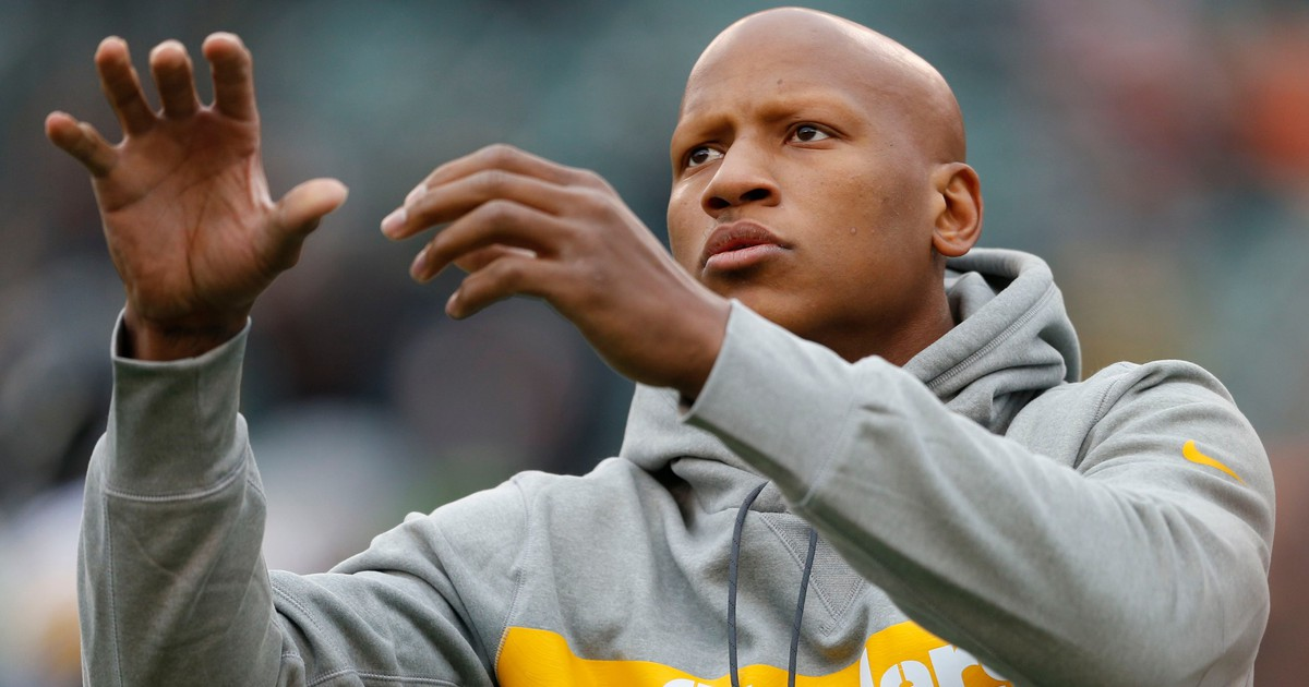 Photo of Devastating spine injury will sideline NFL's Ryan Shazier for another season