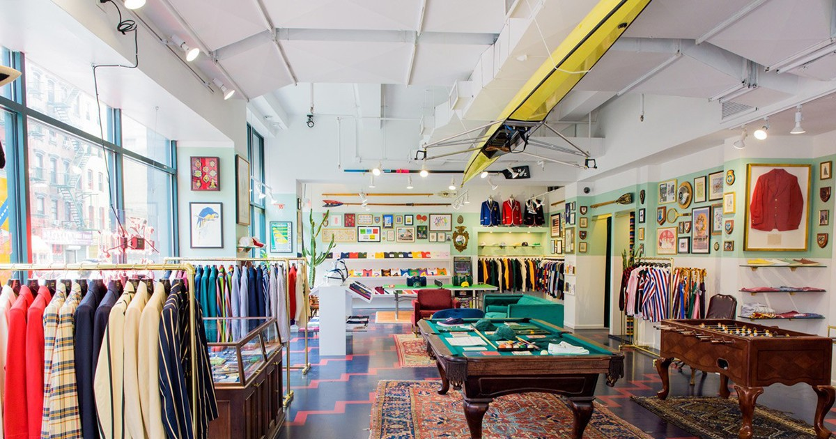 Photo of Rowing Blazers Is Reopening Its New York Flagship Tomorrow