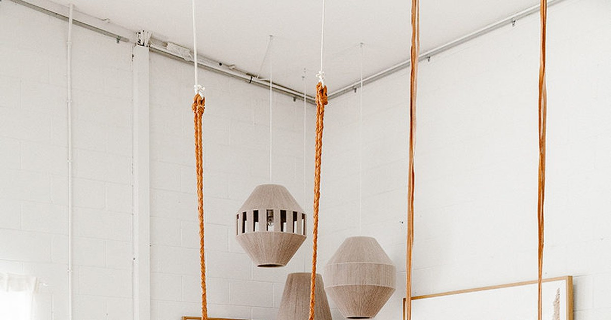 Photo of PAMPA's Leather Chair and Swings Are Something to Talk About