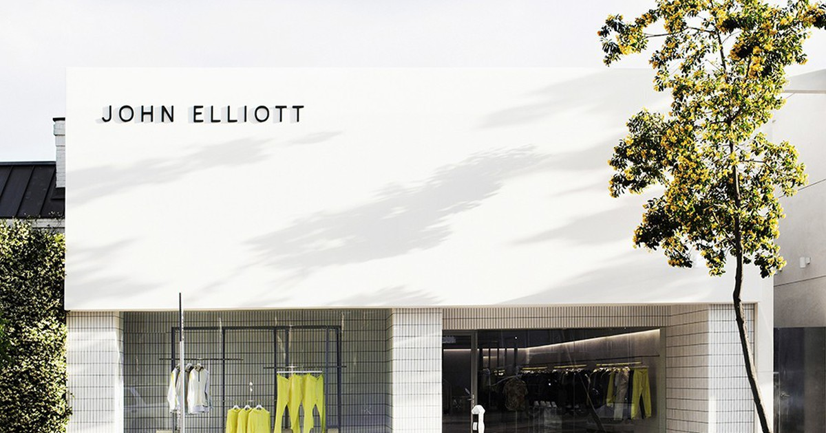 Photo of John Elliott Opens Its First Retail Store in Los Angeles