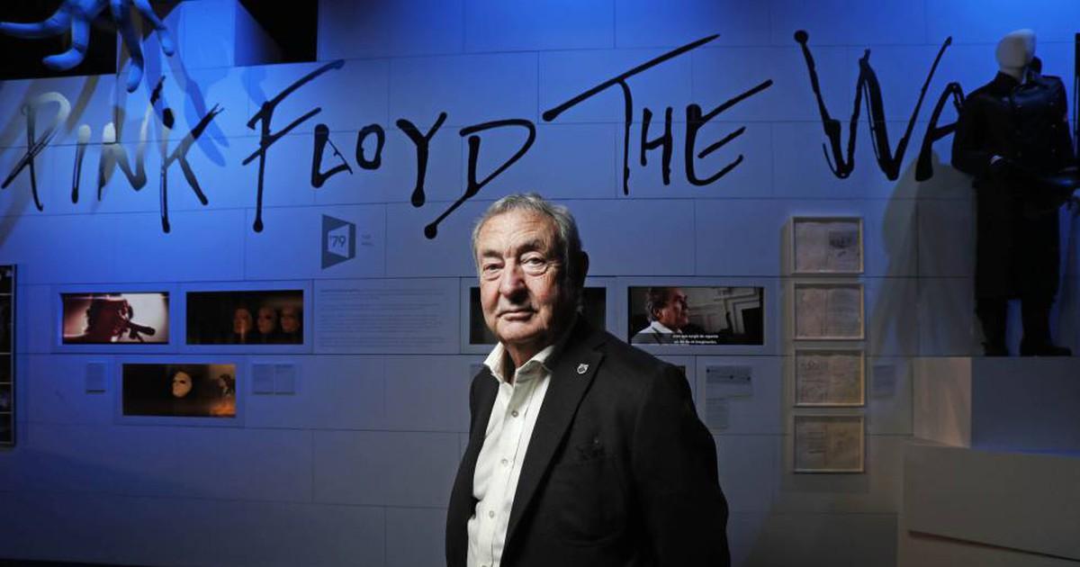 """Photo of """"No diría que es imposible que Pink Floyd vuelvan a juntarse"""""""