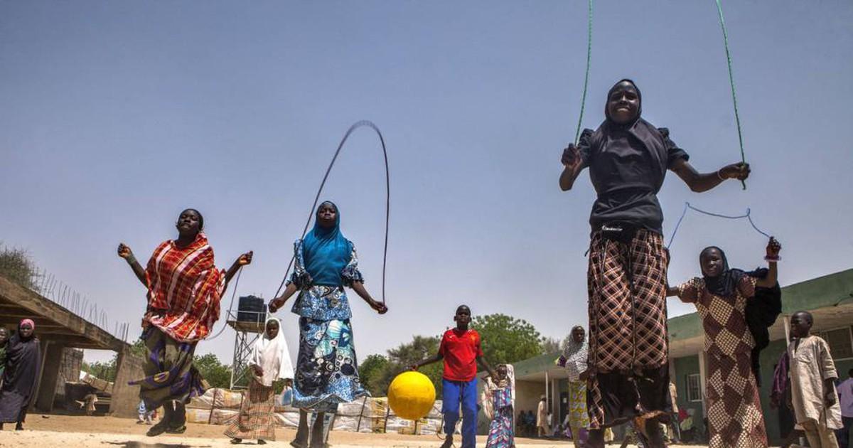 Photo of Liberados en Nigeria 900 niños de las milicias que combaten a los yihadistas de Boko Haram