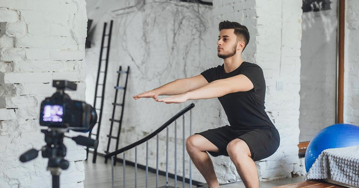 Фото Восемь издесяти инстаграмных фитнес-блогеров врут