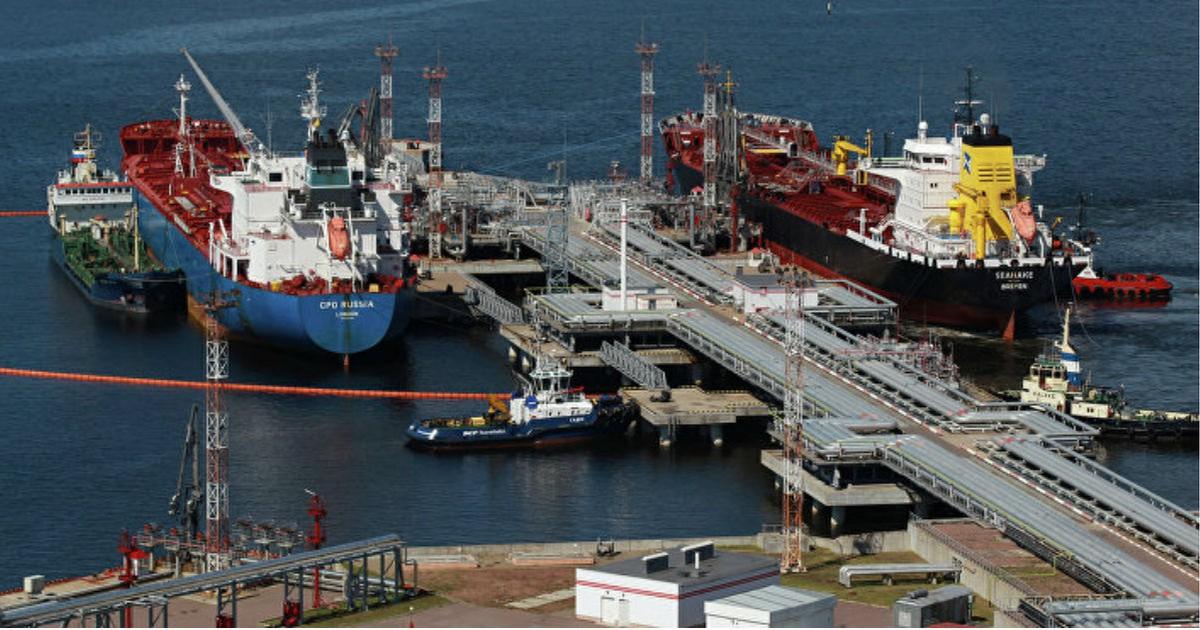 Фото Россия резко нарастила поставки нефти в США. Как так вышло?