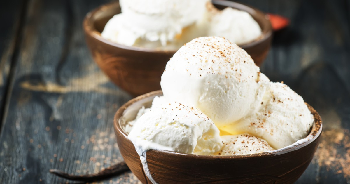 "Фото Мороженое ""Пломбир"": рецепт по ГОСТу"