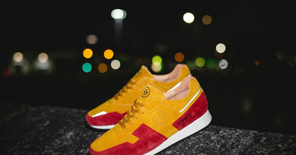 Photo of Hanon Looks to the Past for Limited Edition SONRA Proto Collab