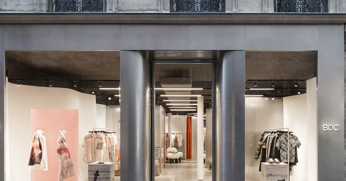 Photo of Boys Don't Cry Is the Latest Men's Fashion Boutique to Open in Paris