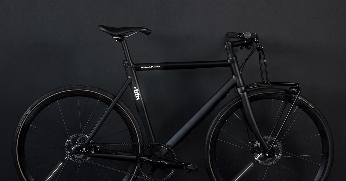 Photo of Berlin Streetwear Store HHV Launches Collab With Schindelhauer Bikes, Limited to Only 20 Models
