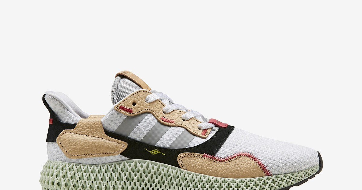 Photo of Hender Scheme Adds a Touch of Luxury to the adidas ZX 4000 4D