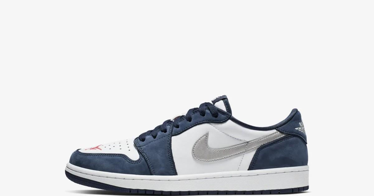 Photo of This Eric Koston-Designed Nike SB Air Jordan 1 Low Is a Real Throwback
