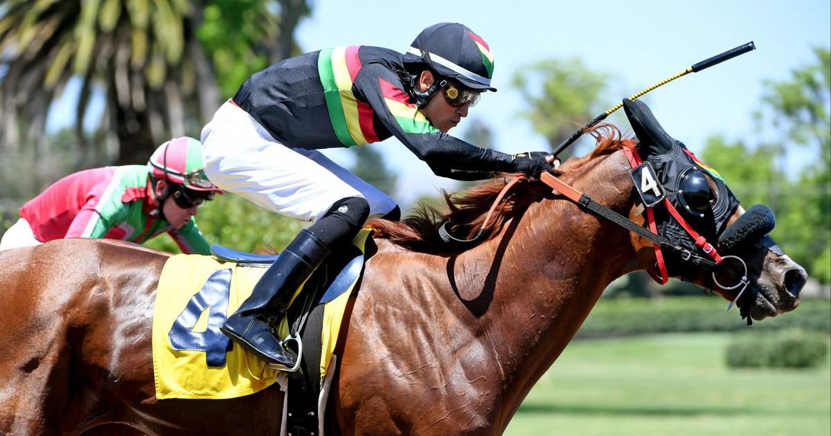 Photo of Photos: Alameda County Fair horse races in Pleasanton