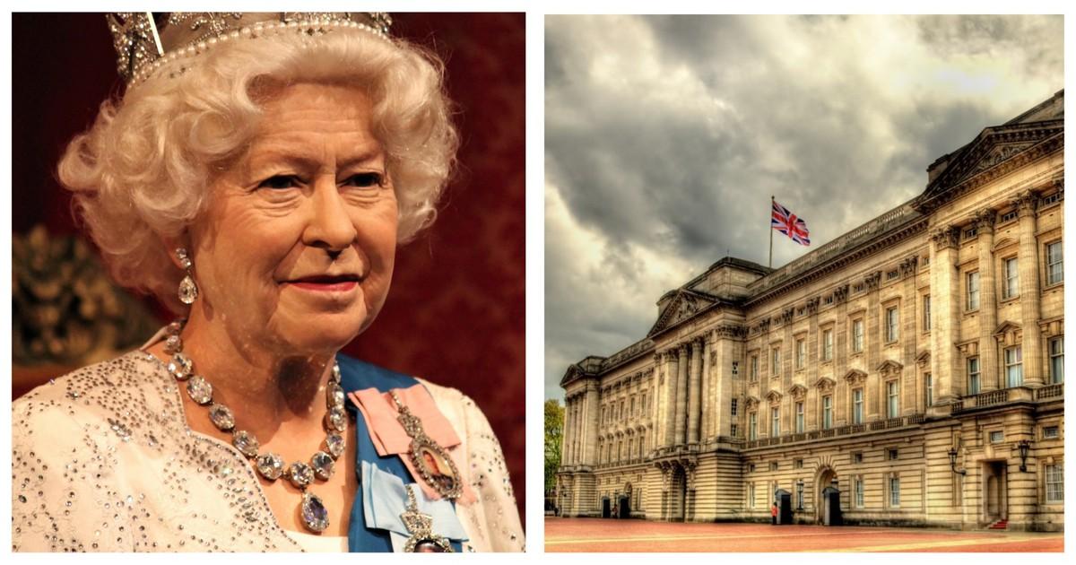 Фото Сбежала из дворца. Елизавета II пережила нашествие крыс