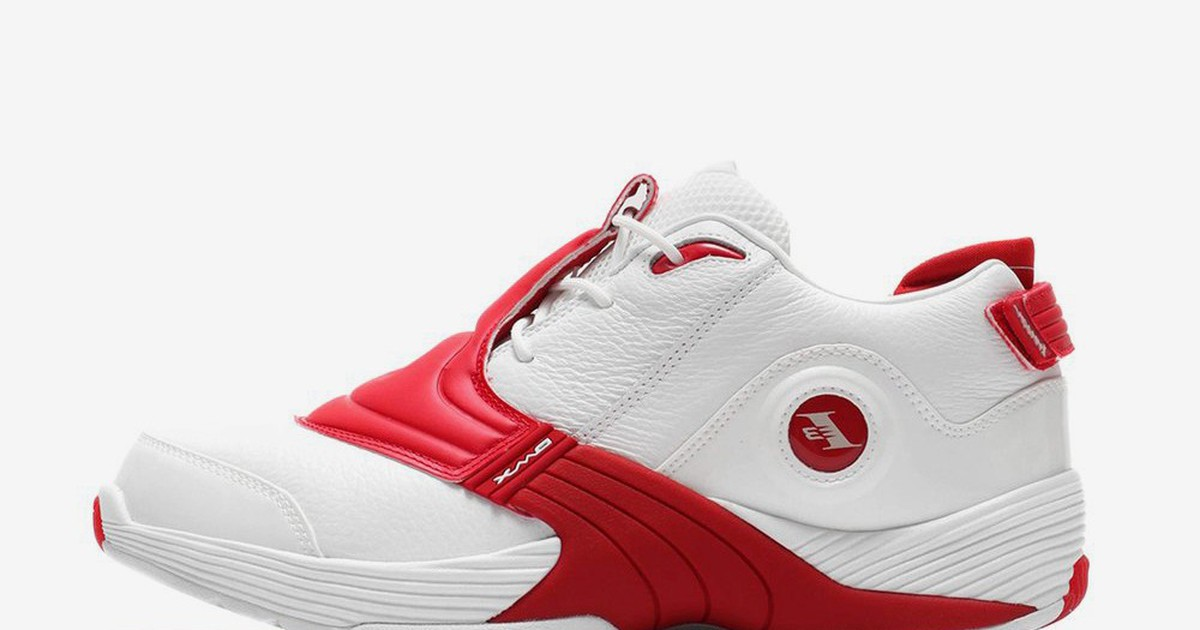 Photo of Allen Iverson's Reebok Answer V Returns for the First Time Since Its Original Release