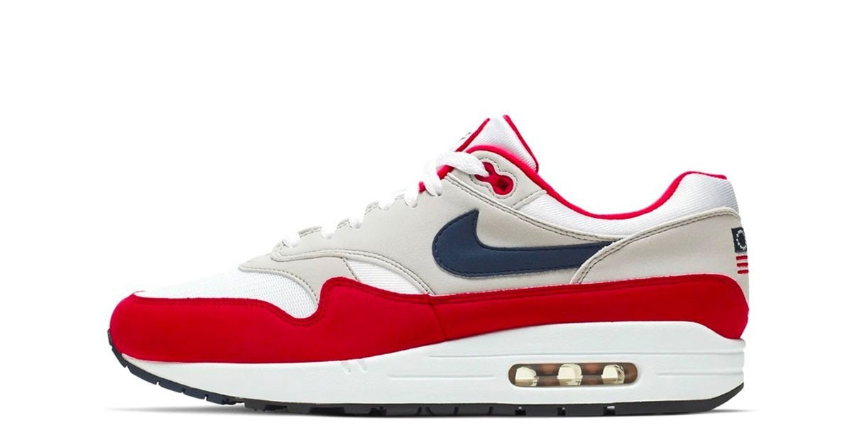 Photo of Nike Pulls Independence Day Air Max 1 After Colin Kaepernick Intervention