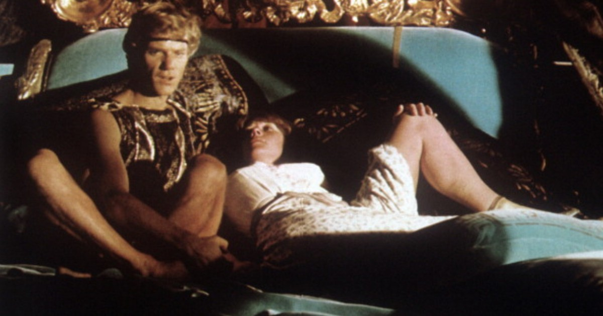 Фото Роскошь и корабль для оргий. Чем прославился римский император Калигула