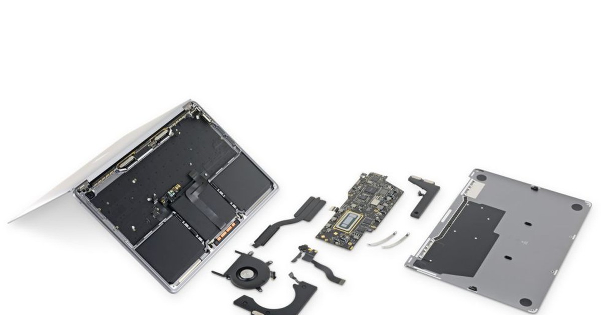 Photo of Teardowns and benchmarks: All the details about Apple's newest 13-inch MacBook Pro
