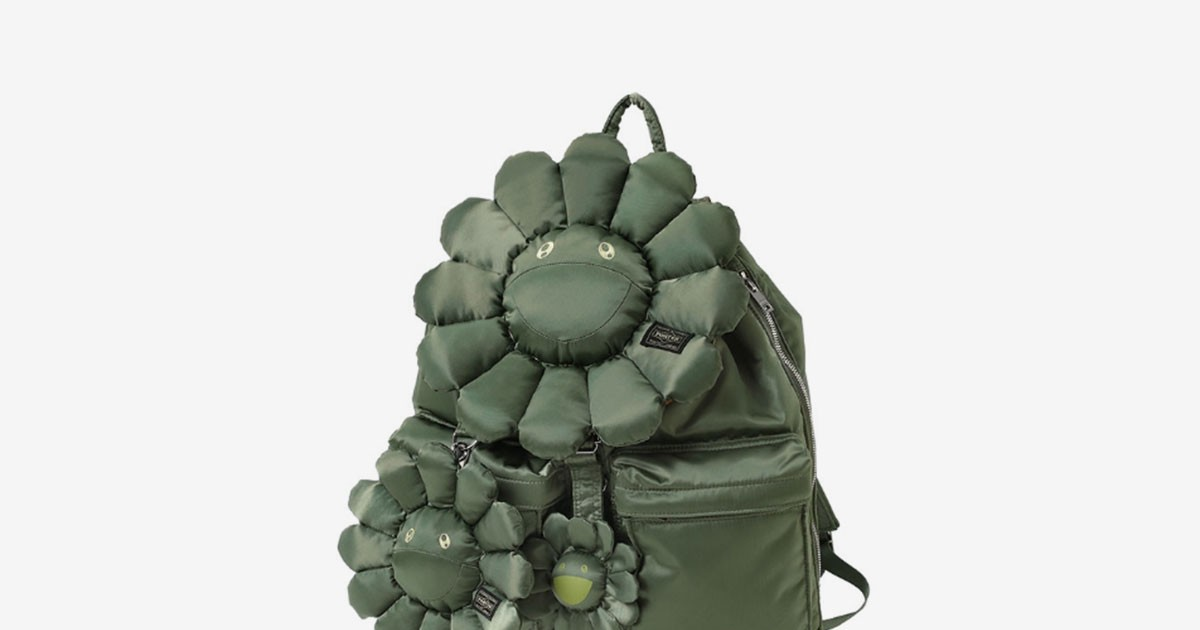 Photo of Takashi Murakami & PORTER's Collaborative Bag Capsule Will Cheer You Up