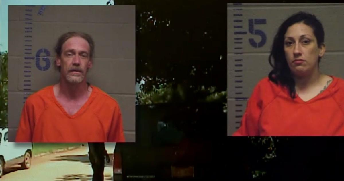 Фото Полиция Оклахомы задержала странную пару. Они везли контейнер с ураном