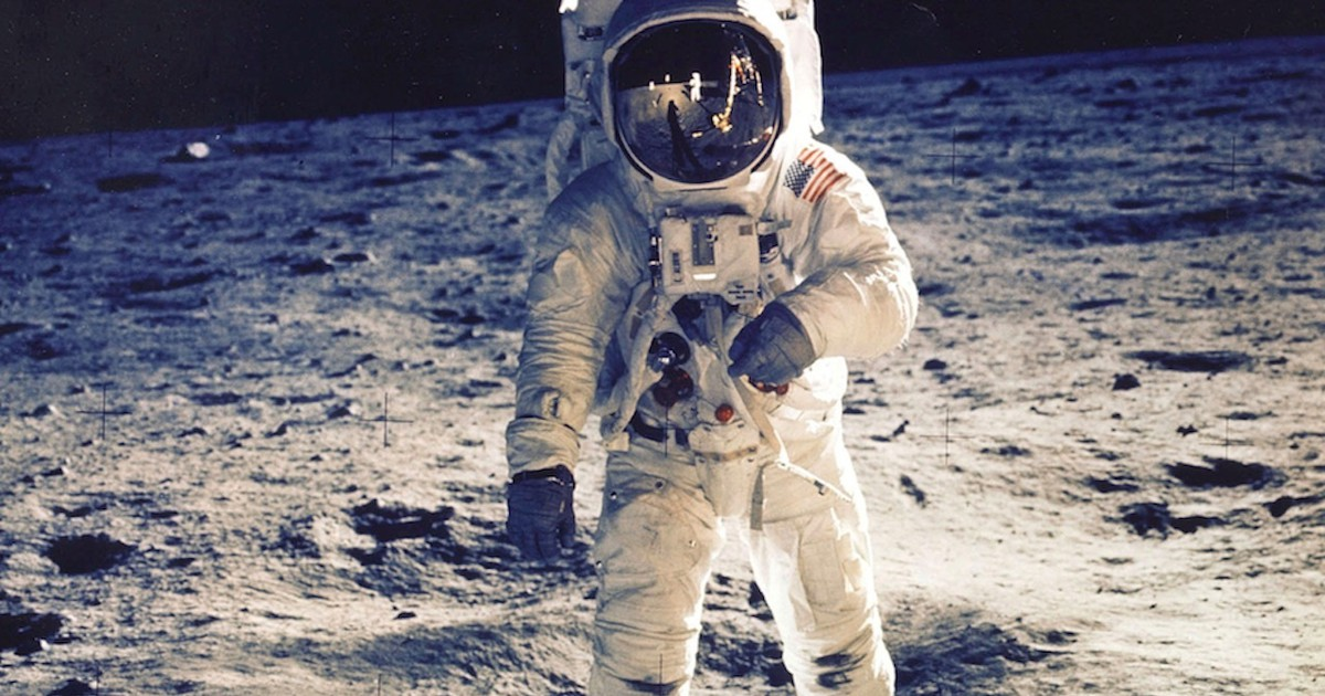 Photo of NY Times, WaPo blast space program that landed us on moon as 'mostly white and male,' guilty of 'gender bias' — and readers hit back