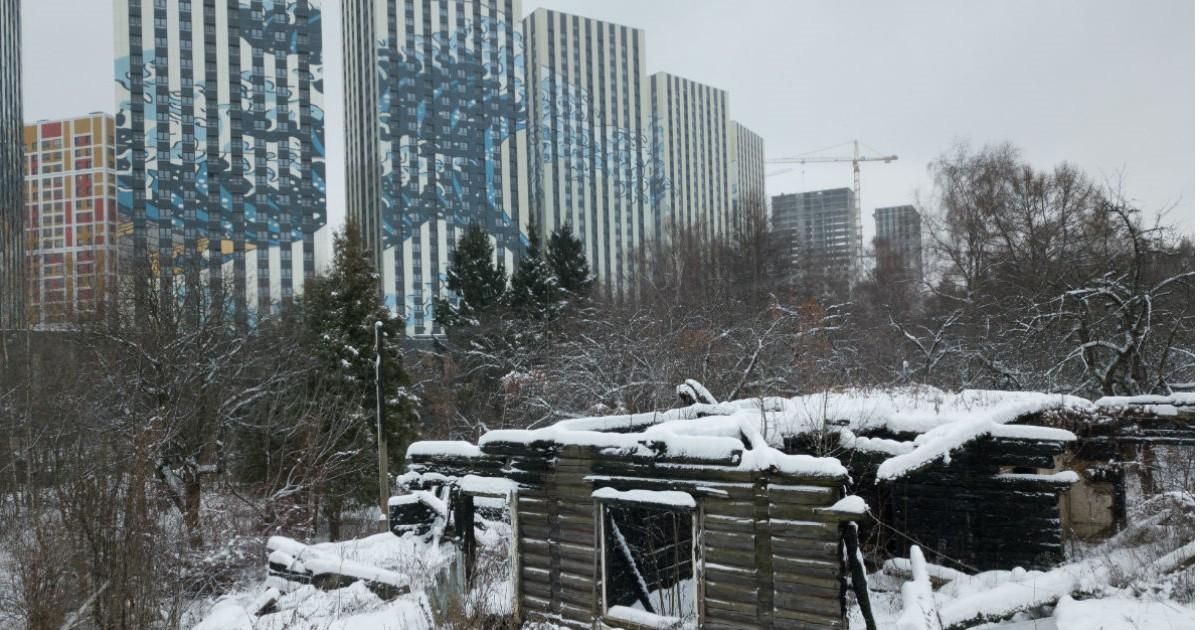 Фото Обманули систему. В Москве зафиксирована массовая скупка жилья