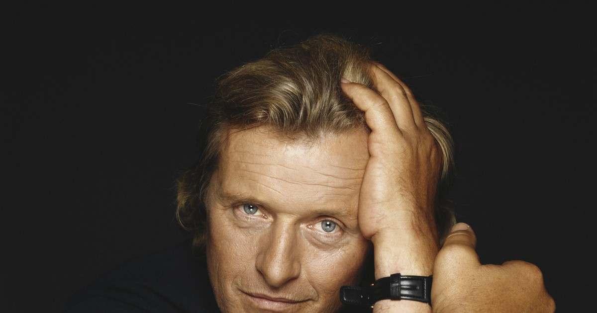Photo of Rutger Hauer, iconic star of Blade Runner, dies at 75