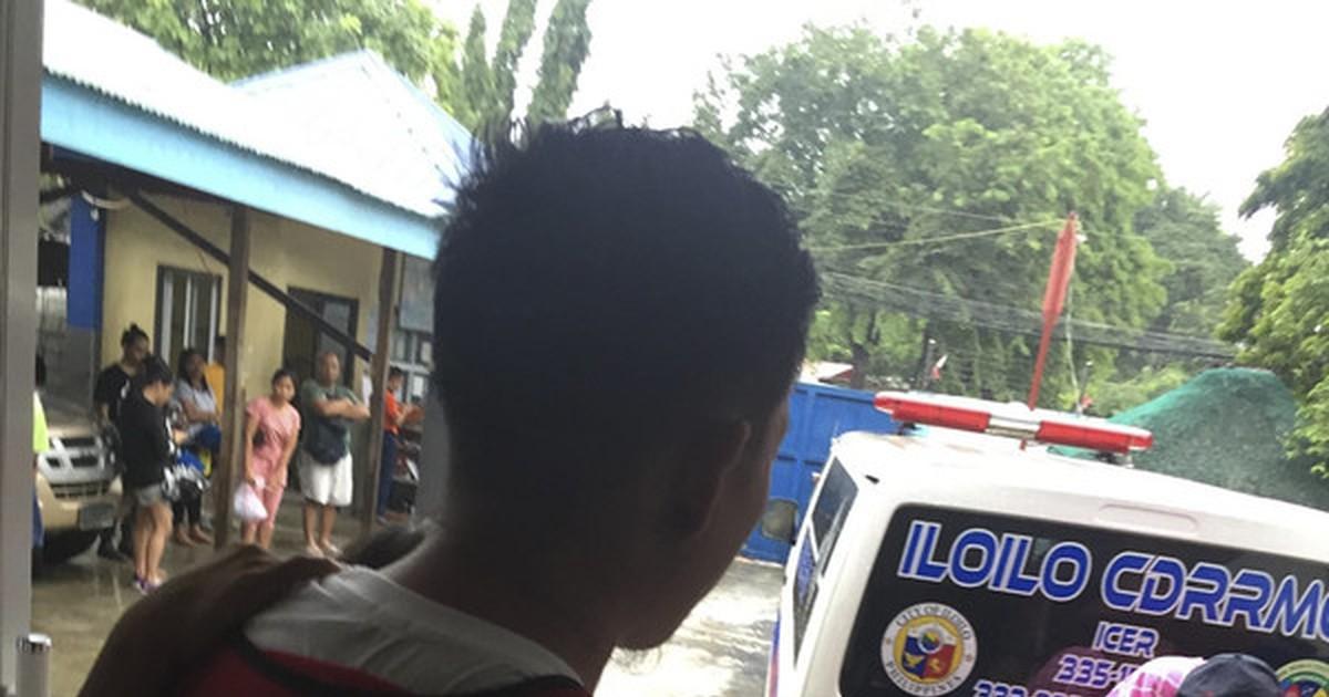 Фото На Филиппинах затонули три пассажирских парома. Есть жертвы