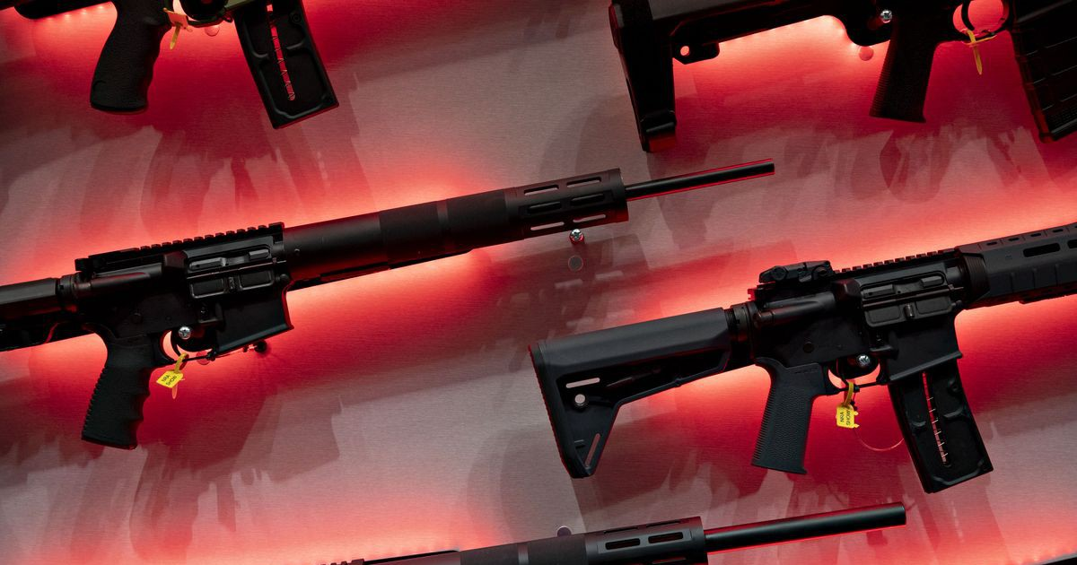 Photo of Mass Shootings Give Gun Bill Urging 'Red Flags' a Boost in Senate