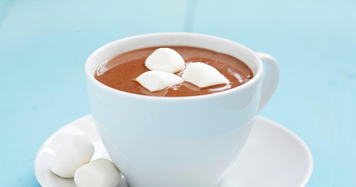 Фото Домашний горячий шоколад