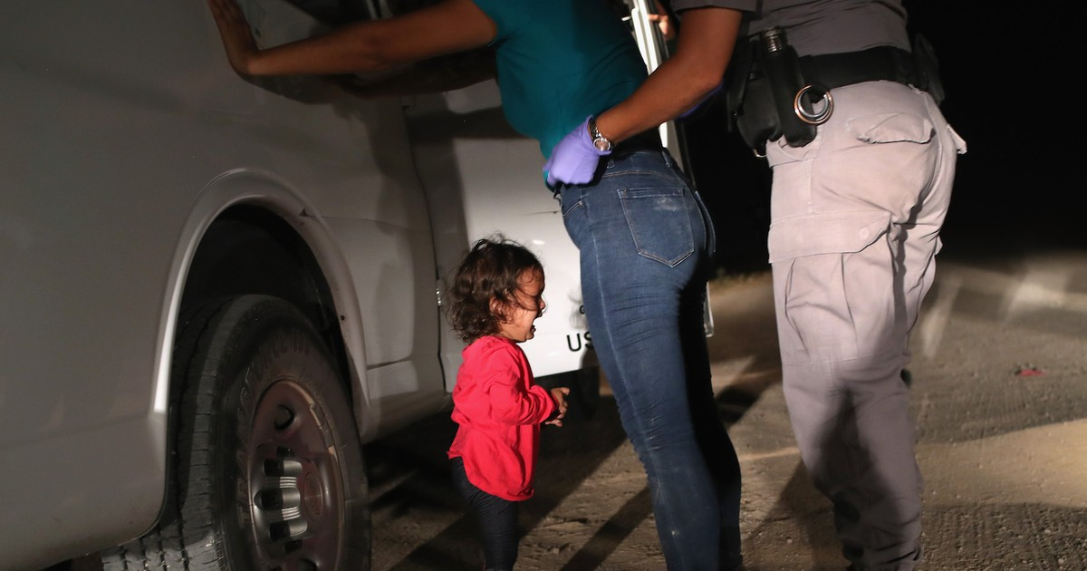 Photo of Trump's Asylum Policies—and the Troops Who Enforce Them—Are Breaking the Law