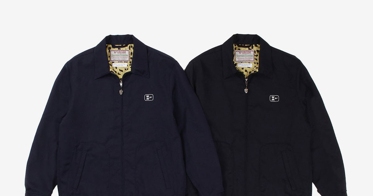 Photo of WACKO MARIA and fragment design Master Understated Style with Latest Collab