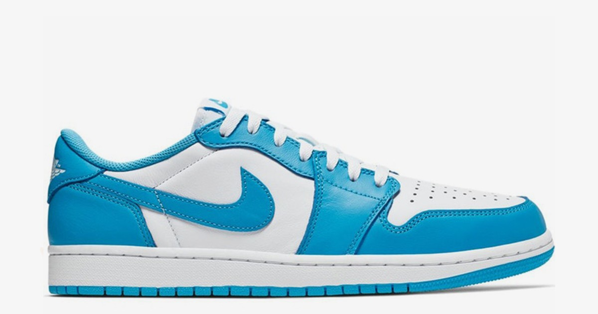 "Photo of Here's How to Secure the Nike SB ""UNC"" Air Jordan 1 Low"