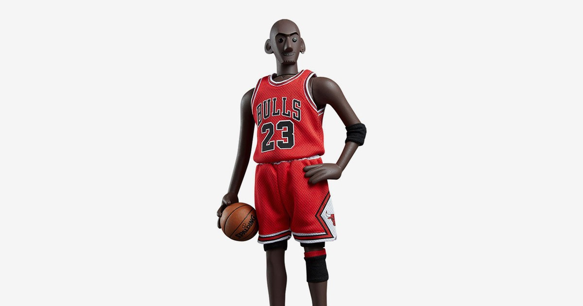 Photo of Take an Up-Close Look at This Handcrafted Michael Jordan Figurine