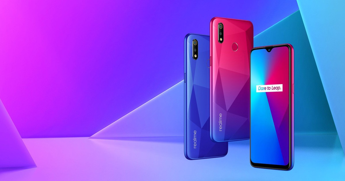 Photo of With 600% growth, Realme has left its smartphone rivals behind by a mile in India