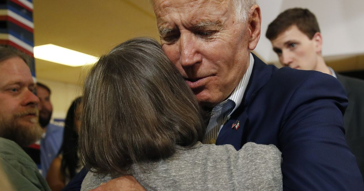 Photo of Biden Confounds Critics as Fans Welcome Hugs and Overlook Gaffes