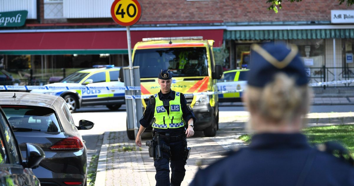 Photo of Deadly Shooting of Woman Carrying Child Shakes Sweden Awake