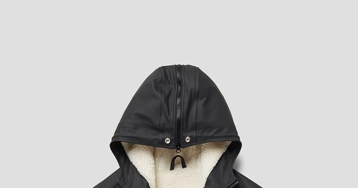 Photo of Stutterheim & Alpha Industries Reinterpret American Military Outerwear for Rainy Days