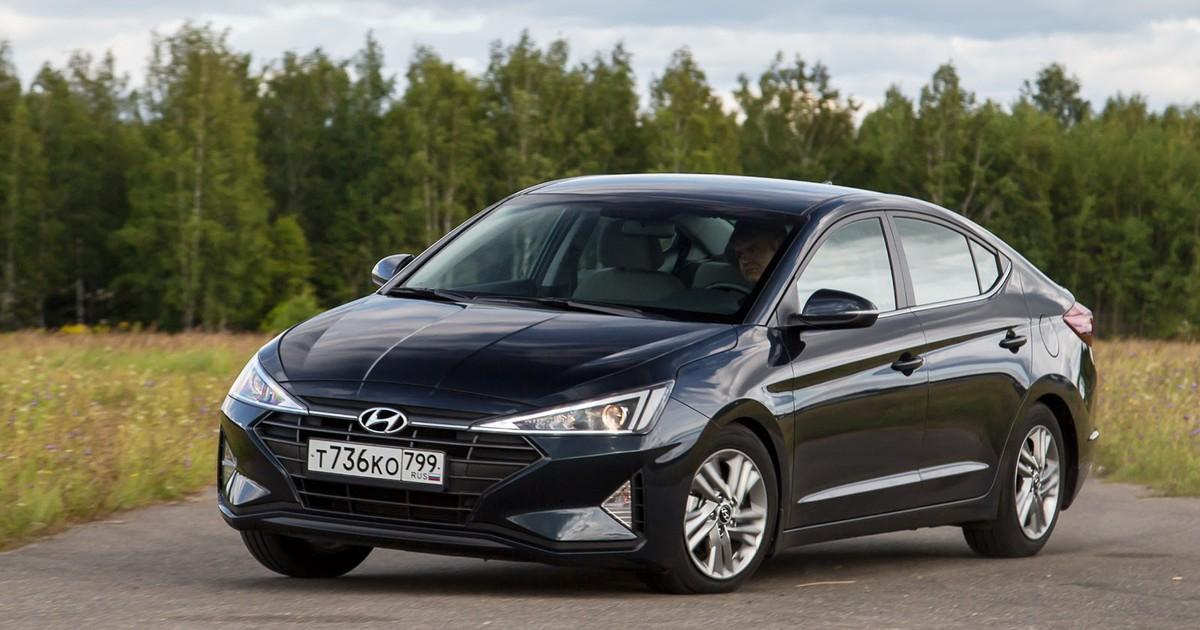 Фото Тест-драйв: Hyundai Elantra в лучшем виде