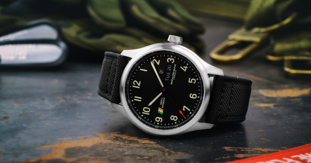 Photo of Abhinandan Indians! Your watch could now carry a piece of IAF history