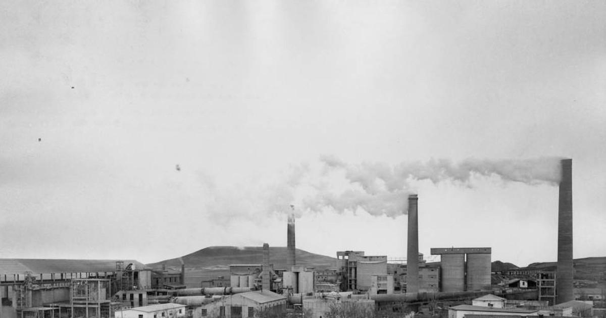 Photo of El cemento de nuestra historia