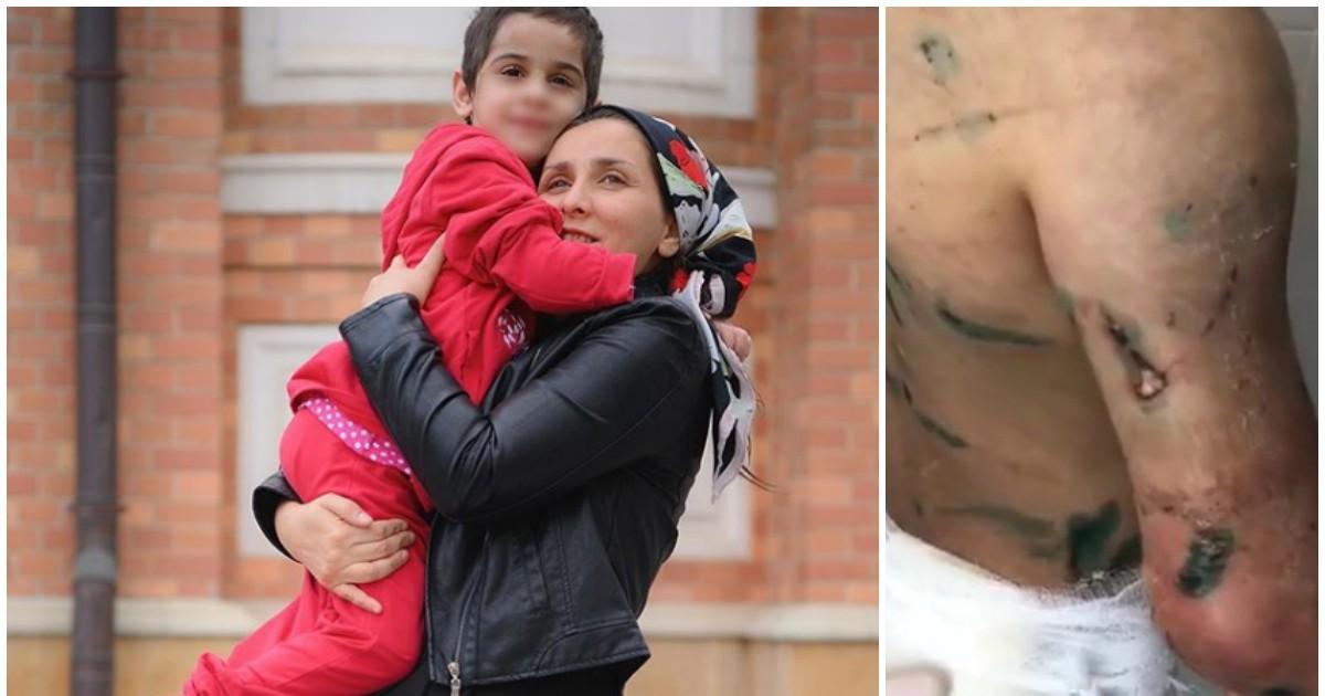 Фото Мать 7-летней Аиши из Ингушетии не стали лишать родительских прав