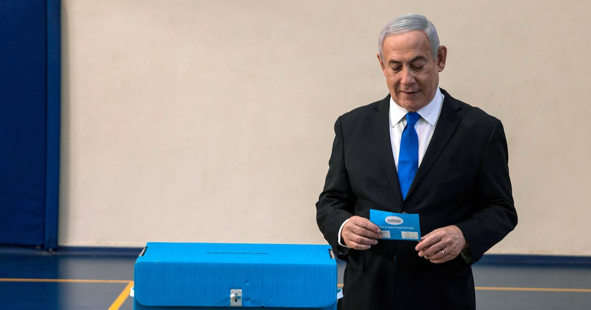 Photo of Israel Has Voted—and Netanyahu's Future Is in Doubt