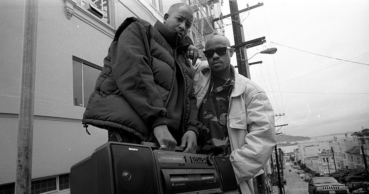 """Photo of Gang Starr Share First New Song in 16 Years """"Family and Loyalty"""" ft. J.Cole"""