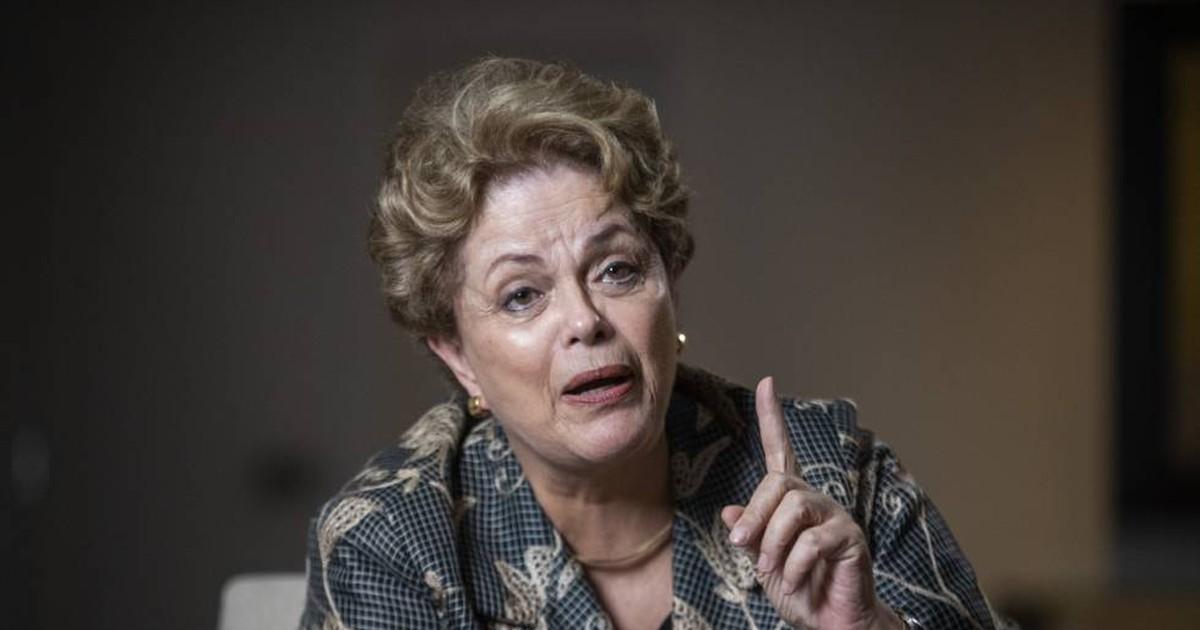 "Photo of Dilma Rousseff: ""El Gobierno brasileño es fascista"""