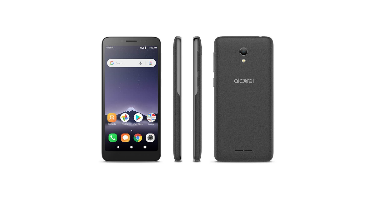 Photo of Cricket adds another Android Go phone with Alcatel Insight