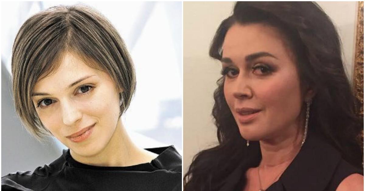 """Фото Звезда """"Не родись красивой"""" Уварова побрила голову в поддержку Заворотнюк"""